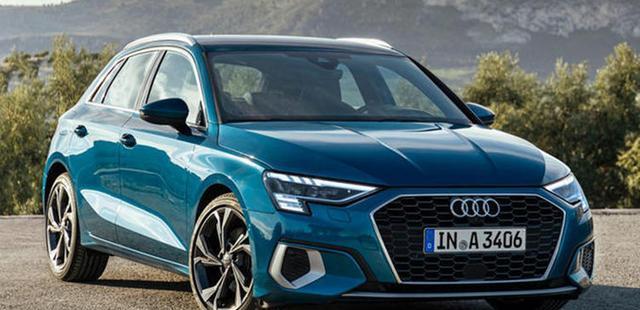 奥迪新的A3混合动力车型宣布将配备48V轻混合系统