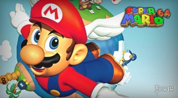 经典老游戏《超级马里奥64》地位稳固 处于前列雷打不动