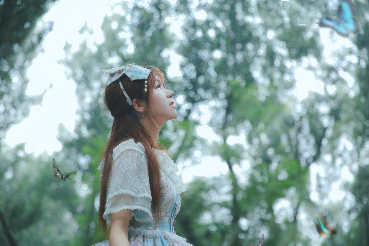 Lolita私影——classic维多利亚_摄影