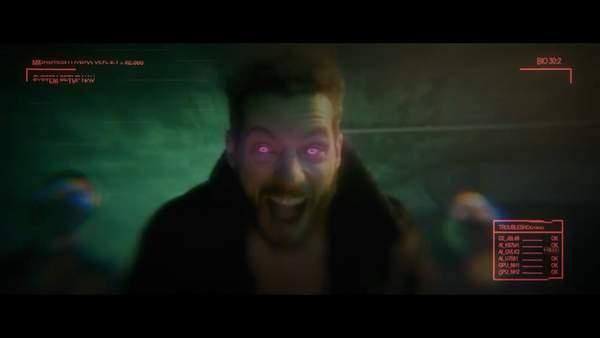 《赛博朋克2077》同人影片预告疾速追杀式枪战超酷炫_Maul