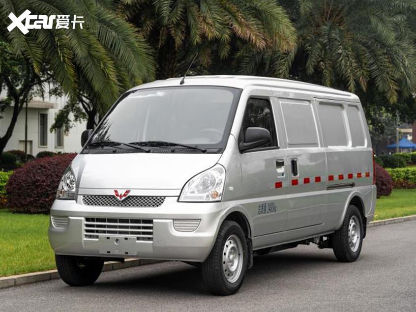 原五菱荣耀EV上市补贴后售价8380-8980万元