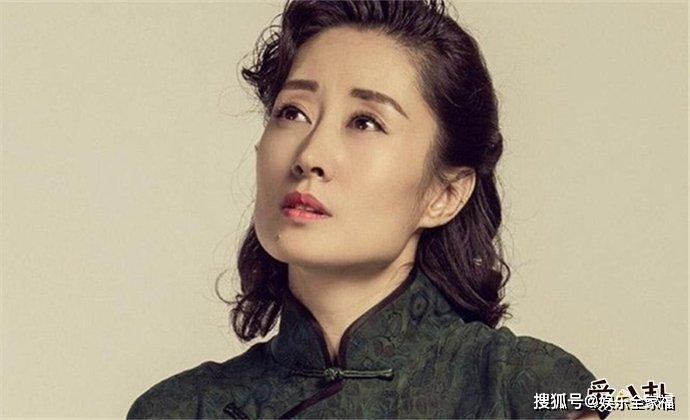 刘敏涛结过几次婚其婚史揭秘结婚7年后成单亲妈妈