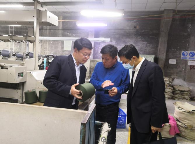 工行滨州分行三级联动共同入企提供金融辅导