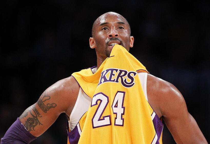 NBA人物之-科比·布莱恩特,黑曼巴精神,天才得分手_防守