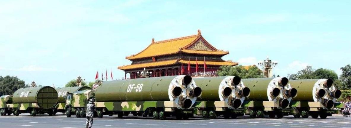 核专家杨承军:炒作核武器数量对国家有百害而无一利