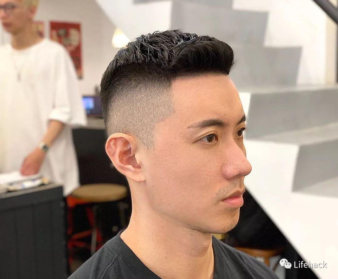 2020亚洲男士发型流行趋势,帅掉渣儿了