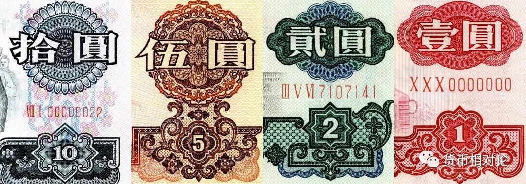 人民币防伪与鉴别:第三