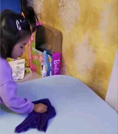 """襄阳东方国际幼儿园开展""""我的妈妈是超人""""感恩体验活动"""