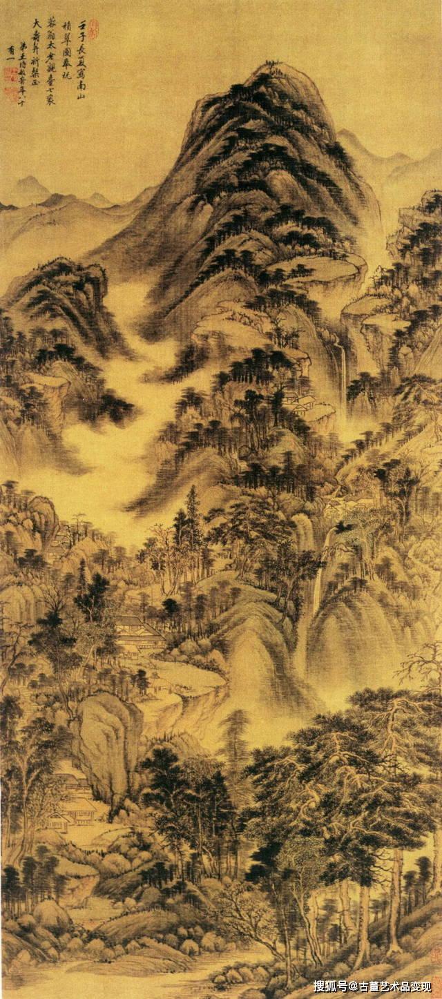 书画赏析,一生要知道的100幅中国名画,这些你都看过吗图片
