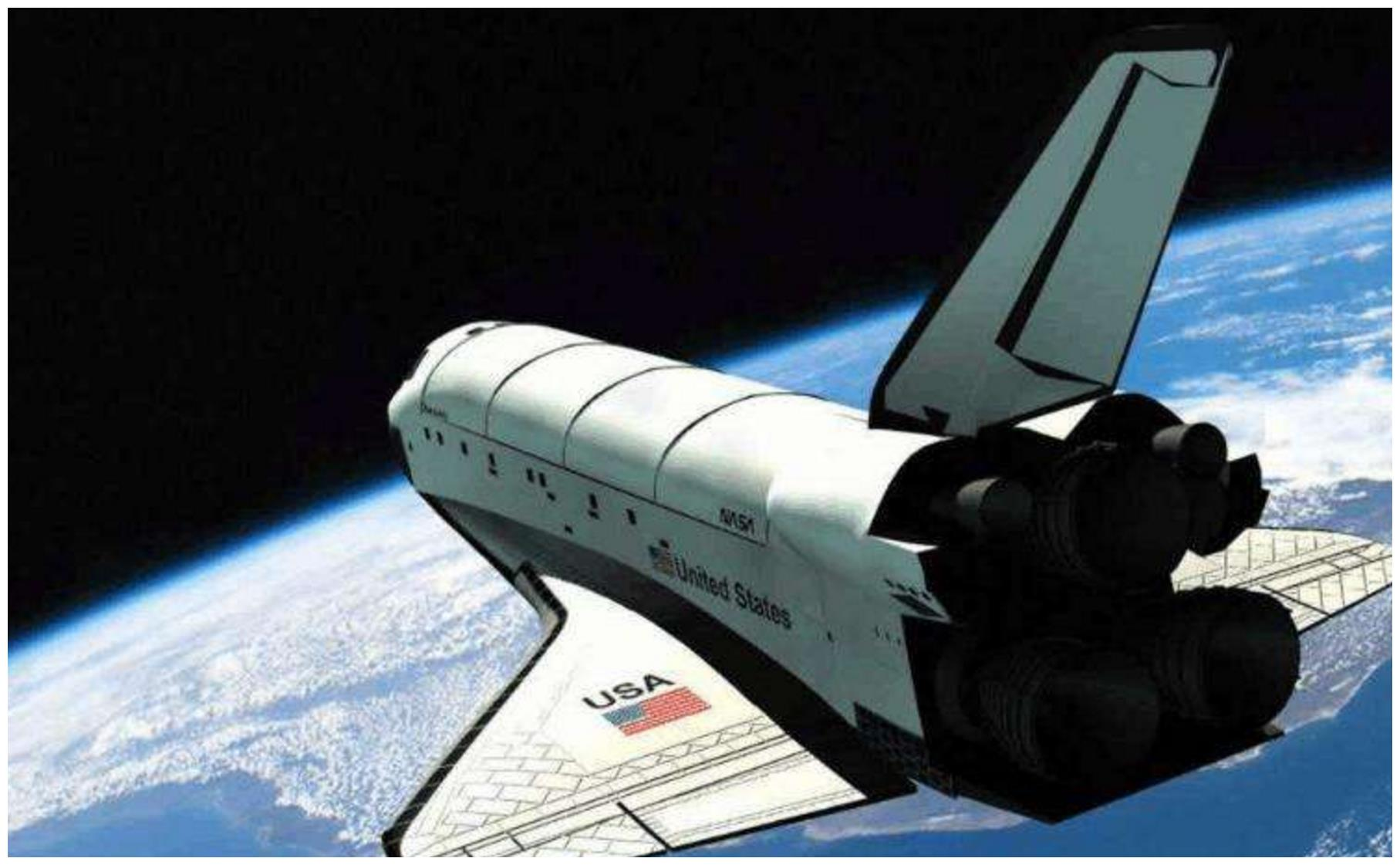 航天绘画简笔画飞机