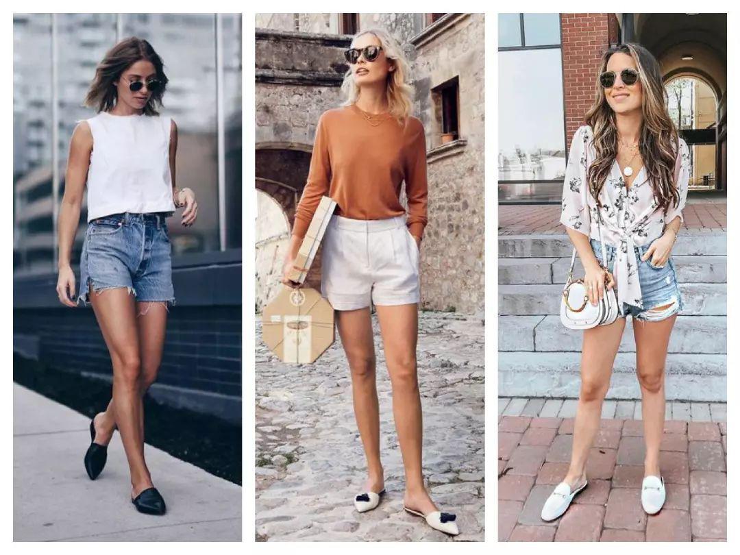 夏天大部分还是会选择清凉的短裤,不想显的太随意?