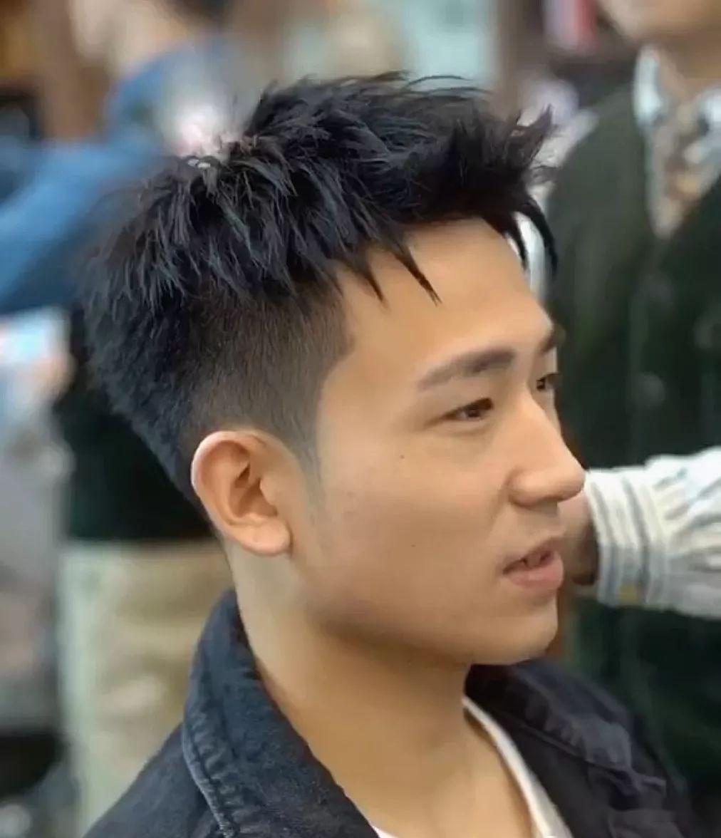 [2020亚洲男士发型流行趋势,帅掉渣儿了]