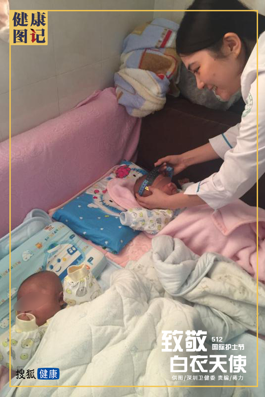 健康图记|深圳每千人口注册护士3.31人,男护士增长22.87%