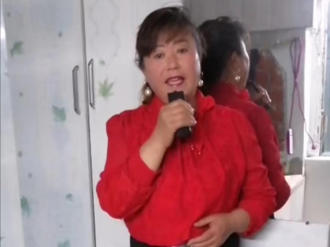黑龙江拜泉县永勤乡文化志愿者举办庆祝母亲节联欢会