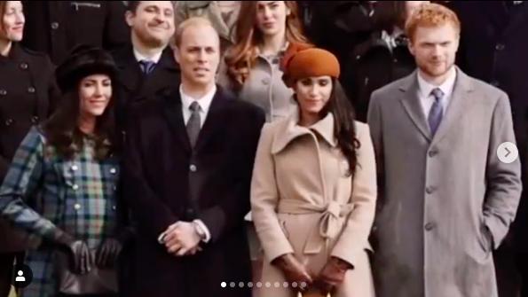 原创 真假梅根?好莱坞女演员神还原梅根王室奇缘,网友:比梅根美多了