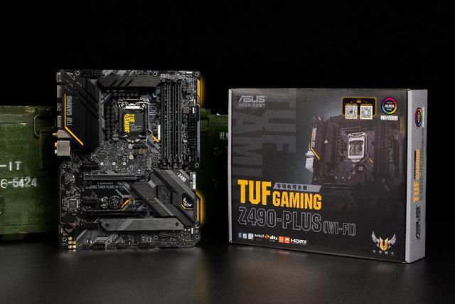 �߹�񻤺�ʮ����� ��˶TUF GAMING Z490-PLUS (WI-FI