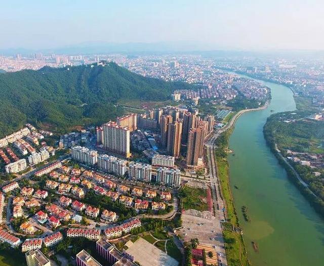 恩平gdp_广东三线城市之间的角逐,揭阳 江门 湛江,谁将更胜一筹