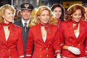 维珍航空的空姐或将换上裤子,并不再化妆