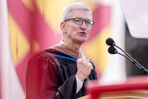 蘋果公司CEO蒂姆·庫克:要享受聲譽,首先要學會承擔責任