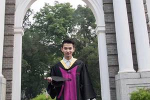 """原创             他,原是毕业于北大的优秀学子,被国人痛批,最终走上""""不归路"""""""