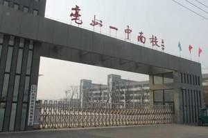 安徽亳州一中八名学生集体放弃清华北大,不是谣传,是真的