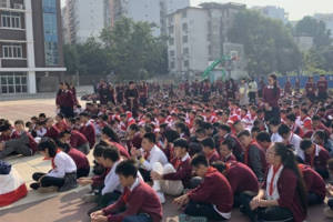 廣西靖西地震,南寧一小學1500余名學生安全疏散