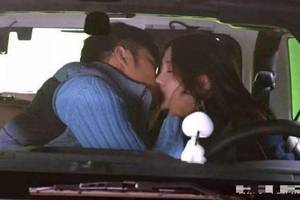 曝Baby出轨陈赫,被拍到在车内热吻?