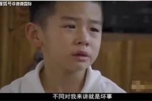 原创10岁中国学霸到美国生活,却哭着说:数学太简单,作业太少