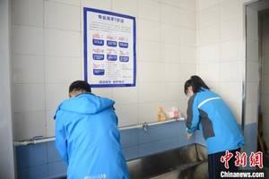 内蒙古高三和初三年级开学复课暂取消课间操与升国旗仪式