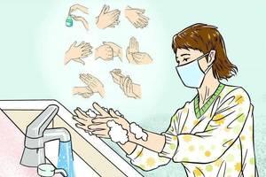 新型冠状病毒肺炎防控小知识图片