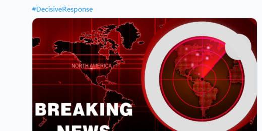 """快讯!伊朗议会通过动议,将美军列为""""恐怖组织"""""""