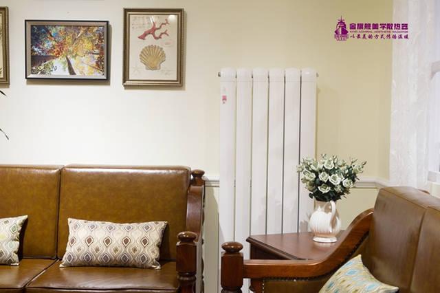 客厅暖气片安装效果图,这样装美上10倍!