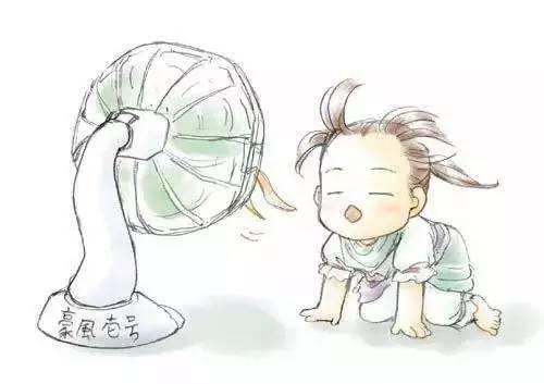 夏日简笔画