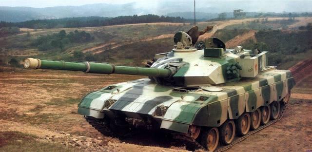 99a式主战坦克为何不多装几根炮管呢?