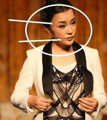 刘晓庆操逼�_刘晓庆一个不服老的女人