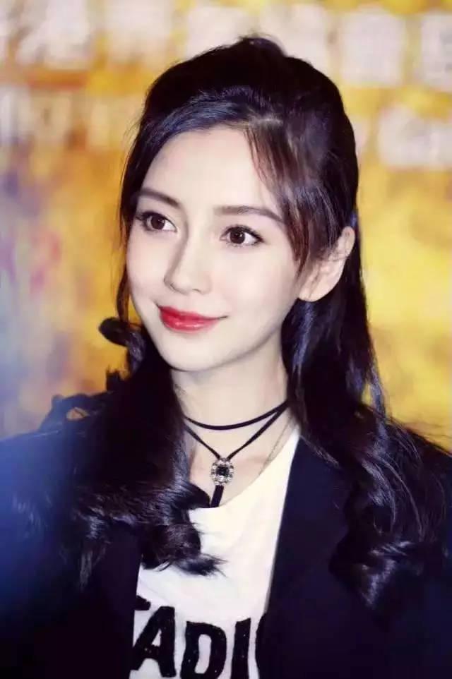 """适合各类脸型 娱乐圈女明星都换成这种刘海了 没错,""""我""""叫龙须刘海图片"""