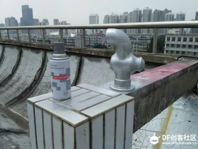 (暖白) 1   电阻1k 2   杜邦线若干 5  结构制作:  水龙头结构件模型