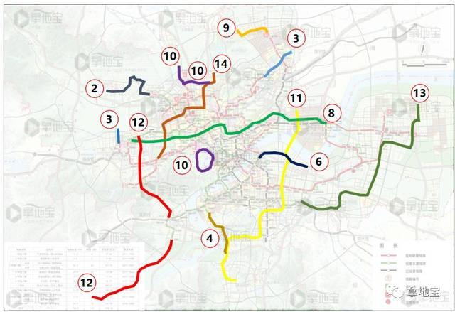 钱塘新区最新规划图
