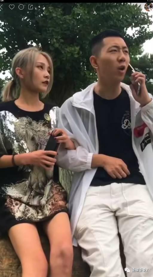 天佑爆刘一手家暴的前女友和王小源在一起了!两人搂抱