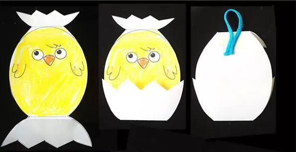 鸡蛋壳,鸡蛋托手工制作,适合幼儿园各年龄段孩子