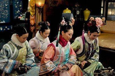 清朝后宫妃子的一日生活,看完就不再幻想当妃子了