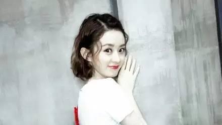 """""""赵丽颖""""这新发型,惊艳到我了图片"""