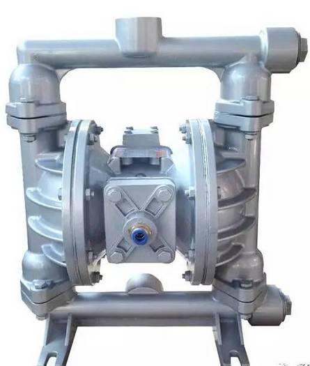 隔膜泵的工作原理,动态示意图以及正确选用和运行主意图片