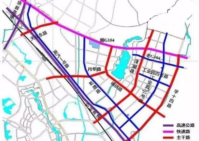 根据选址,南京北站规划在南京地铁三号线林场站的西边,靠近花旗营.