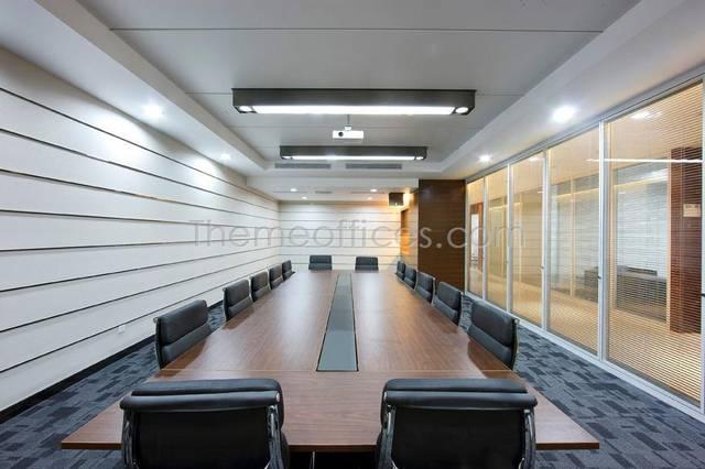 办公室装饰高大上?办公空间设计装修创意设计酒柜图片
