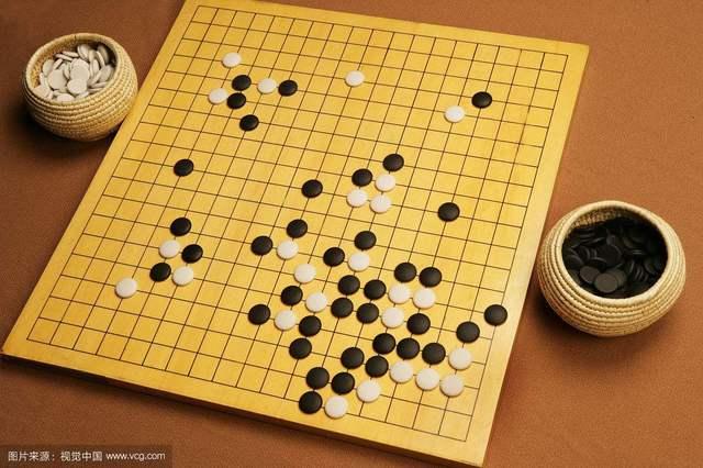 大国手系列顺序_古代围棋\