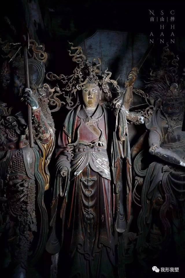 【传统】铁佛寺:生动奇特,威严神勇的二十四诸天