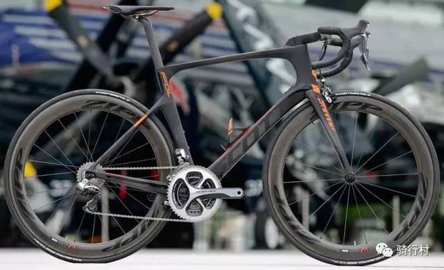 气动车关注舒适性的先河,将空气动力学的设计元素与常规自行车相结合图片