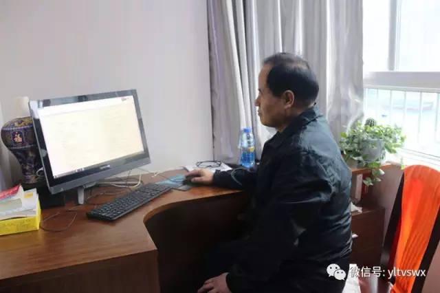 """杨凌""""碎戏达人""""弓峰涛:为弘扬社会正能量发挥余热"""