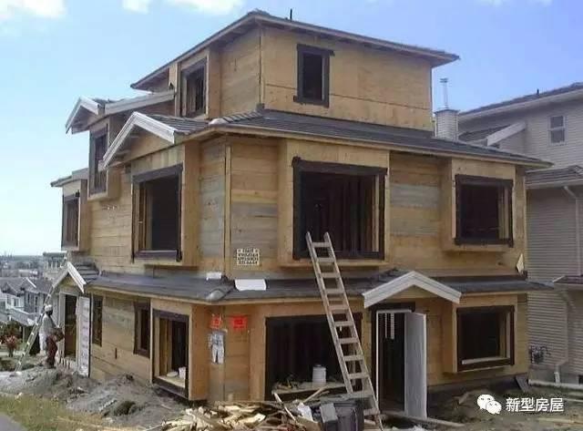 各地红砖被禁,以后农村人该怎么盖房子?这5种新型房屋图片